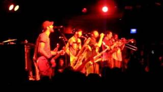 Streetlight Manifesto One Foot on the Gas and One Foot in the Grave