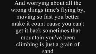 So Small - Carrie Underwood with lyrics