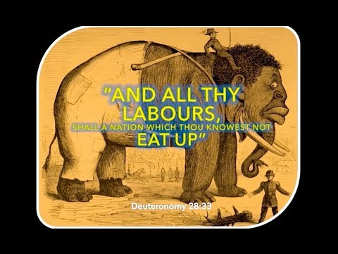 ALL OUR LABORS SHALL THEY EAT UP