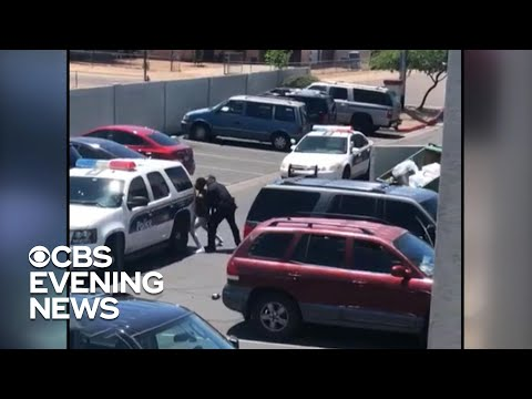 Family threatened by Phoenix police want officers fired