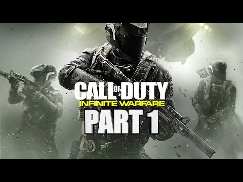 Call Of Duty Infinite Warfare Campaign Gameplay Walkthrough Part 1 - Xbox One Gameplay