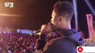 KWESI ARTHUR PERFORMS AT TIDAL RAVE 2017 | STARBUZZ TV