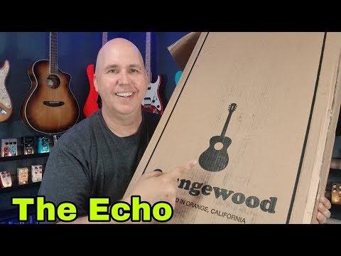 Orangewood Guitar Unboxing & Review