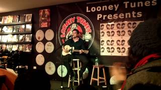 Blood Song (Acoustic) Anthony Green ~ March 9, 2012