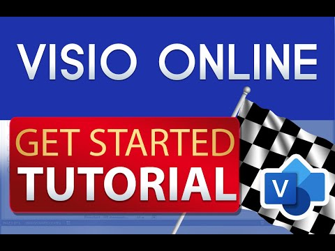 Microsoft Visio Online: Get Started Tutorial! - YouTube