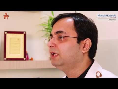 Acne Breakouts - Types & Causes by Dr Praveen Bhardwaj at Manipal Hospitals Whitefield (Pt.1)