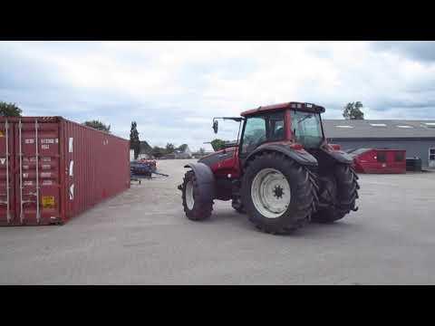 Video: Valtra T190 traktor med vendbar sæde. 1