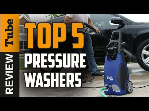 ✅Pressure washer: The best Pressure washer 2018 (Buying Guide)