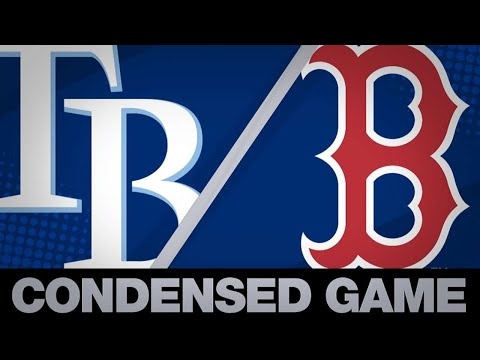 Condensed Game: BOS@TB - 4/20/19