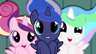 The BEST of The Princesses! - MLP Baby Comic/Animation Compilation
