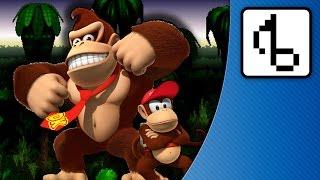 Donkey Kong Country WITH LYRICS - brentalfloss