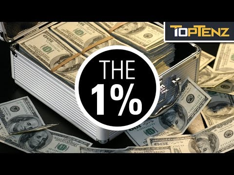10 Surprising Facts About the Economic Top 1%