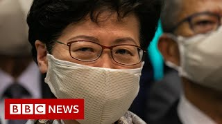 Hong Kong: What is in Beijing's proposed law? - BBC News