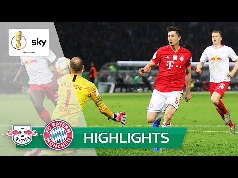 Double perfekt! |RB Leipzig - FC Bayern München 0:3 | Highlights - DFB-Pokal 2018/19 - Finale
