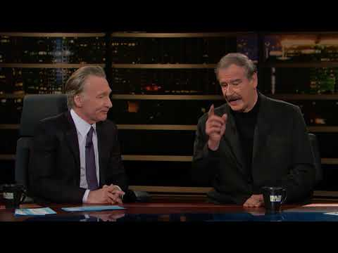 Fmr. Mexican President Vicente Fox | Real Time with Bill Maher (HBO)