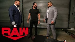 When Kevin Owens vandalizes AOP's van, he's met with a brutal beating from Akam and Rezar, capped off by a vicious stomping by Seth Rollins.  GET YOUR 1st MONTH of WWE NETWORK for FREE: http://wwe.yt/wwenetwork --------------------------------------------------------------------- Follow WWE on YouTube for more exciting action! --------------------------------------------------------------------- Subscribe to WWE on YouTube: http://wwe.yt/ Check out WWE.com for news and updates: http://goo.gl/akf0J4 Find the latest Superstar gear at WWEShop: http://shop.wwe.com ------------------------------------ WWE on Social Media ------------------------------------ Twitter: https://twitter.com/wwe Facebook: https://www.facebook.com/wwe Instagram: https://www.instagram.com/wwe/ Reddit: https://www.reddit.com/user/RealWWE Giphy: https://giphy.com/wwe --------------------------------------------- Check out our other channels! --------------------------------------------- The Bella Twins: https://www.youtube.com/thebellatwins UpUpDownDown: https://www.youtube.com/upupdowndown WWEMusic: https://www.youtube.com/wwemusic Total Divas: https://www.youtube.com/wwetotaldivas  #WWE #wrestling #prowrestling