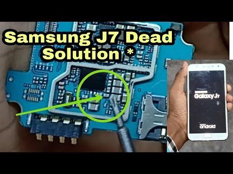 J701f Emmc Repair