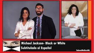 Michael Jackson-Black Or White Subtitulada Al Español ( FalconWalkerMJ )