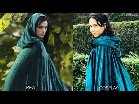 BBC Merlin: Morgana || Costume Showcase