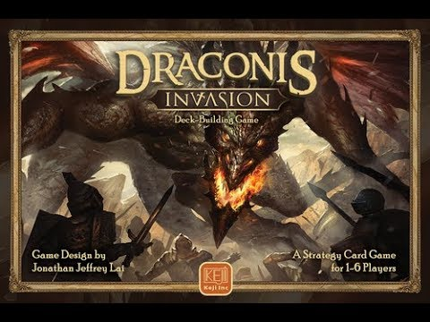 Draconis Invasion Review