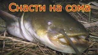 Как ловить сома на печенежском водохранилище