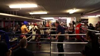 Supremacy Amateur League VIII - Jonathan Aman vs André Tanco