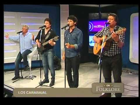 Los Carabajal video La telesita - CM Folklore 2016
