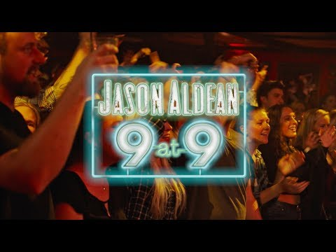 Jason Aldean: 9 at 9