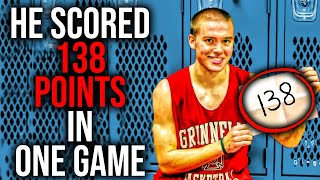 He Scored 138 Points in ONE GAME... Why Did NO ONE Draft Him?
