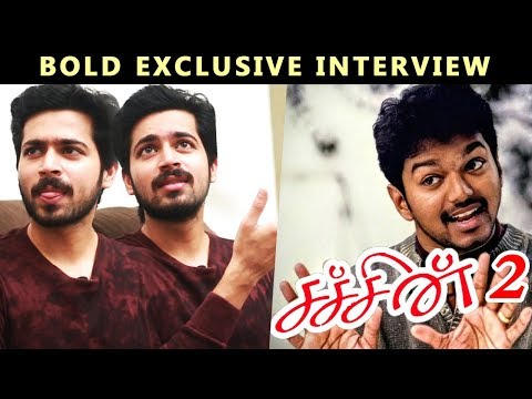 Bigg Boss Harish Wants To Act In Thalapathy Sachein Remake : Exclusive Interview Of Harish Kalyan