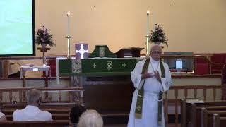 8 Pentecost with Fr. Norm