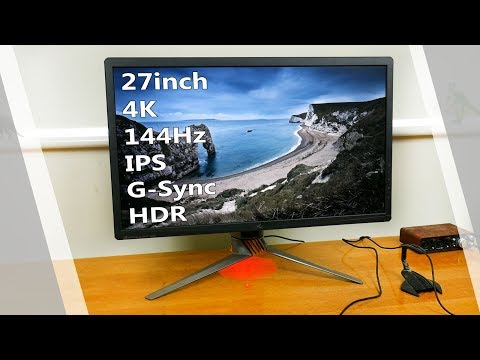 Which 4k 144hz G-Sync HDR Monitor should I buy on Newegg