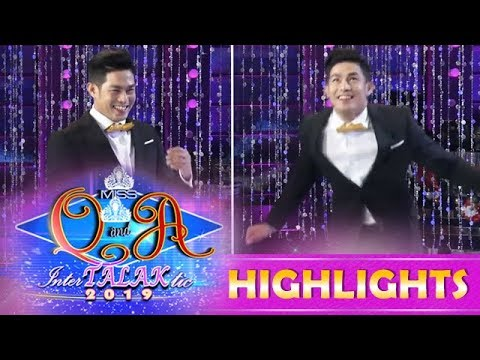 It's Showtime Miss Q & A: Kuya Escort Ion shows off his new dance moves