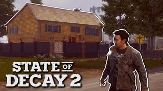 Zombie Apocalypse Survival! - State of Decay 2 Gameplay - Finding a Base & Building - Video Youtube