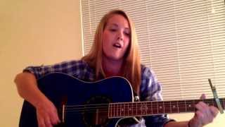 """Cover of Julie Roberts' """"Men & Mascara"""" by Kaitlin Justine"""