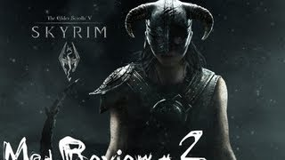 Skyrim Mod Review #2: Casual Wear, Anime, Glowing Eyes, And Thorn Armor!