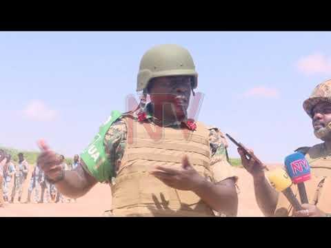 Laba engeri UPDF gy'esobodde okukuuma emirembe mu Somalia