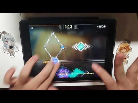 Cytus II] Phantom Razor CHAOS 13 - Million Master TP100 Thumb Play