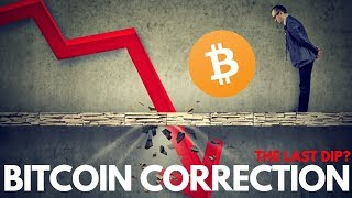 Bitcoin Correction, The Last Dip? Binance, McAfee Crypto - Cryptocurrency News