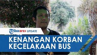 Senyum Terakhir Riri Korban Tewas Kecelakaan Bus di Subang kepada sang Suami, Harun: Gak Kuat Aku