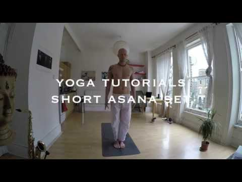 yoga tutorial
