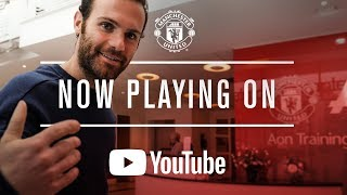 Manchester United: Now Playing on YouTube