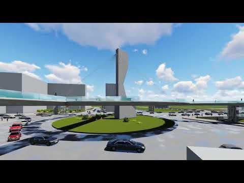 Idee inedita de reamenajare a intersectiei Podu-Ros – Video
