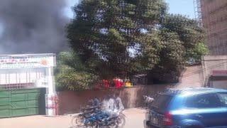 Extremists Attack Burkina Faso's Capital