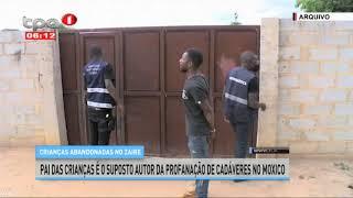 Crianças abandonadas no Zaire já estão no Moxico