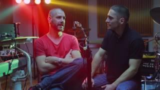 Vasil Hadžimanov Intervju 2  LIVE @ BINTA SOUND