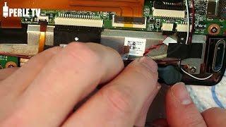 Akoya P2212T (MD99360) Bios-Batterie wechseln