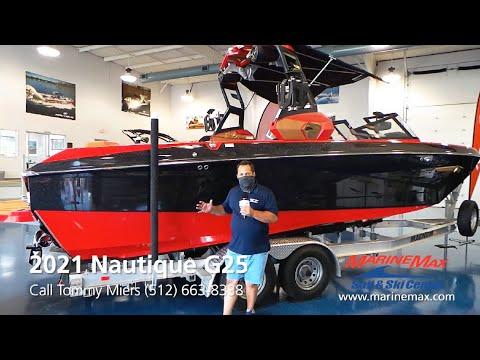 2021 Nautique                                                              Super Air Nautique G25 Image Thumbnail #0