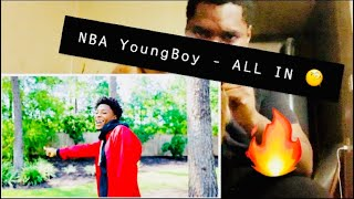 NBA YoungBoy - ALL IN (Official Music Video)