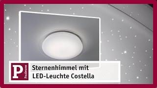 9 light led flush ceiling fitting by leuchten direkt 50385 17